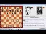 Алехин против Ласкера сокрушительная атака в ферзевом гамбите