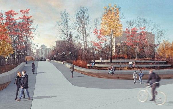 На реконструкцию парка «Динамо» в Хабаровске дадут 50 миллионов рублей