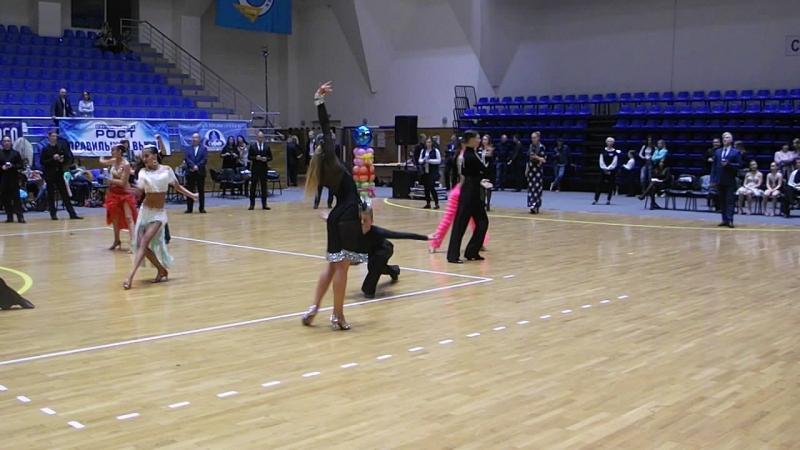 Prolisok Cup-2017, румба