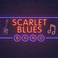 Логотип Scarlet Blues