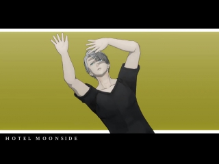 Yuri!!! on Ice MMD Victor Nikiforov