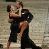 Marco De Camillis & Anna Arizza в Театре Танго