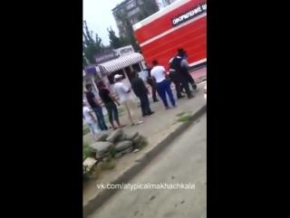 Полицейский беспредел в Махачкале