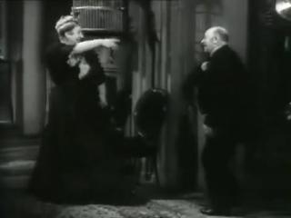 Сцена из к-ф Мистер Икс • Дуэт Каролины и Пеликана
