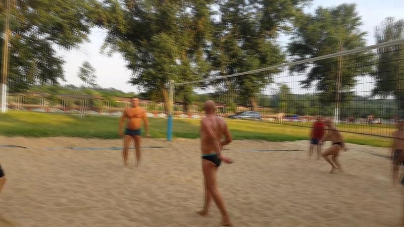 Пляжный волейбол г.Тирасполь