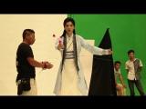 [BTS] 170411 Fighter of the Destiny @ Lu Han