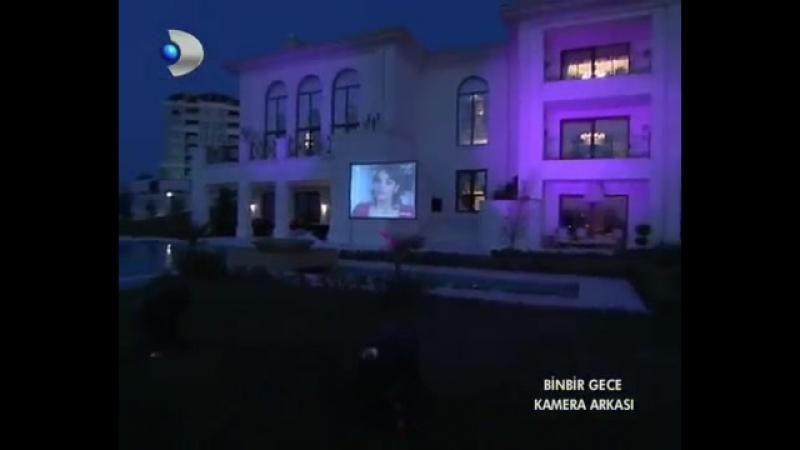 1001 Gece (Binbir Gece) - Kamera Arkası (Camera behind the scenes)