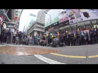 Back2school trip to Hong-Kong 2017