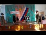 Конкурс инсценированной военно-патриотической песни«Ничто на земле не проходит бесследно…» Мои маленькие артисты заняли 3-место.
