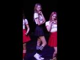 160910 플레디스 걸즈(PLEDIS Girlz) 임나영 - Oh! @플레디스 걸즈 콘서트 직캠 Fancam by -wA-