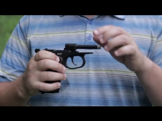 Пневматический пистолет Макарова, Gletcher PM 1951. Обзор и стрельба