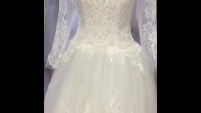 Свадебное платье от Luse Sposa