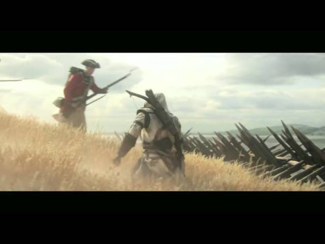 Assassins Creed Trailers (The White Stripes - Seven Nation Army [The Glitch Mob Remix]) Edit