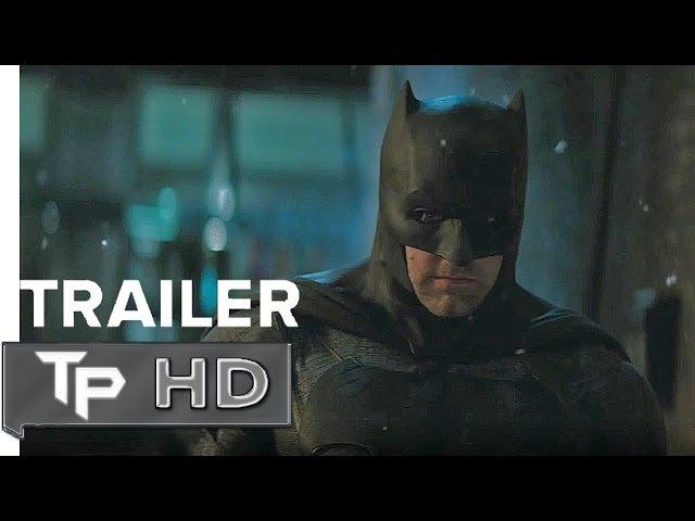 The Batman (2018) Movie Teaser Trailer Shadows of Gotham Ben Affleck (FanMade)