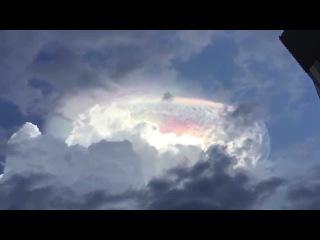 ФИЛЬМ СЕНСАЦИЯ Люди обомлели, когда увидели это явление в небе Территория загадок