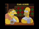Homer Falls In Love The Simpsons