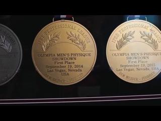 Jeremy Buendia - Mr. Olympia Physique Champ - Aesthetic Fitness Bodybuilding Motivation 2016