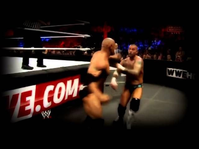 The Rock vs CM Punk (WWE Championship, Royal Rumble 2013) HighiIhts