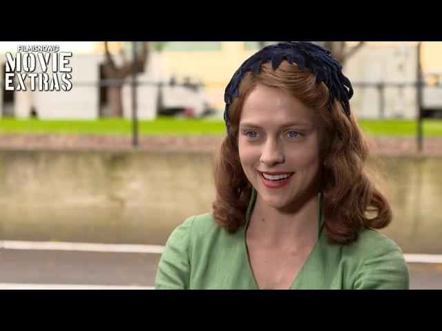 Hacksaw Ridge | On-set visit with Teresa Palmer 'Dorothy Shutte'