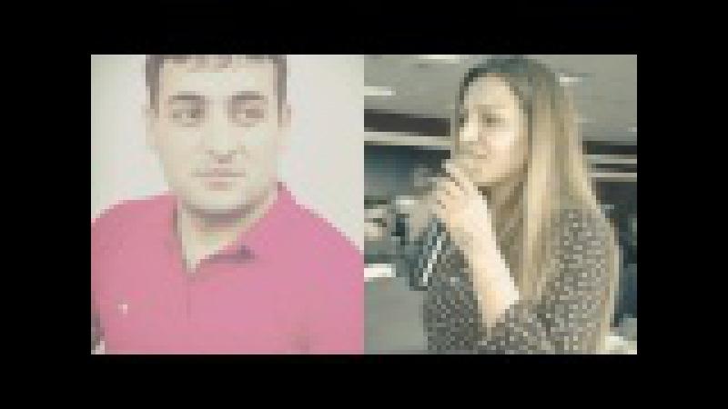 Vusal Hebibli ft Birgul Agdamli - Tut Elimden 2017   Yeni