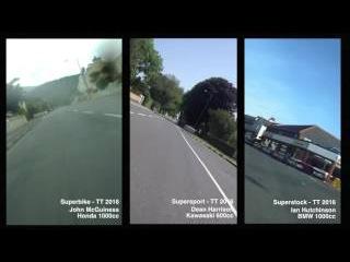 Superbike vs Superstock vs Supersport - TT On Bike Comparison