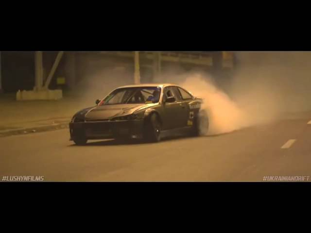 NIGHT DRIFT Nissan Skyline , Nissan Silvia