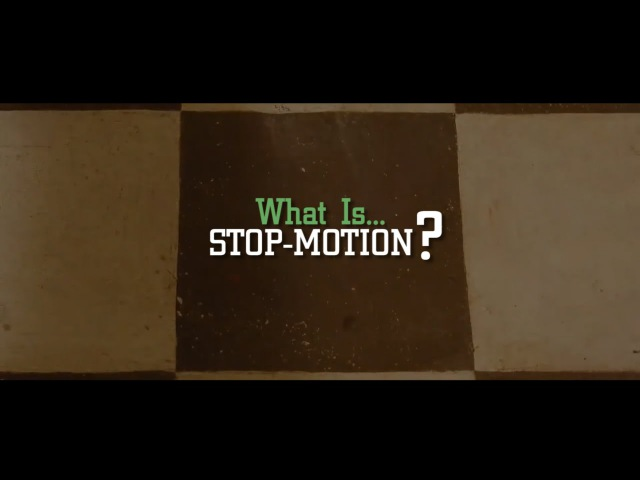 What Is STOP MOTION