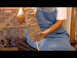 How It's Made Navajo Rugs