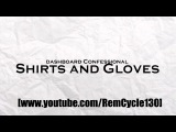 Dashboard Confessional - Shirts and Gloves (Rem Cover)