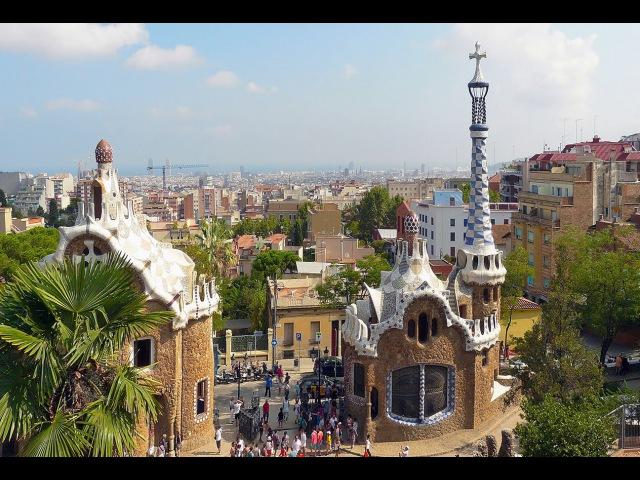Достопримечательности Барселоны обзорная экскурсия Landmarks of Barcelona tour
