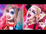 Harley Quinn MAKEUP!  Charisma Star