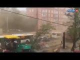 Шокирующий Ураган в Москве 29.05.2017