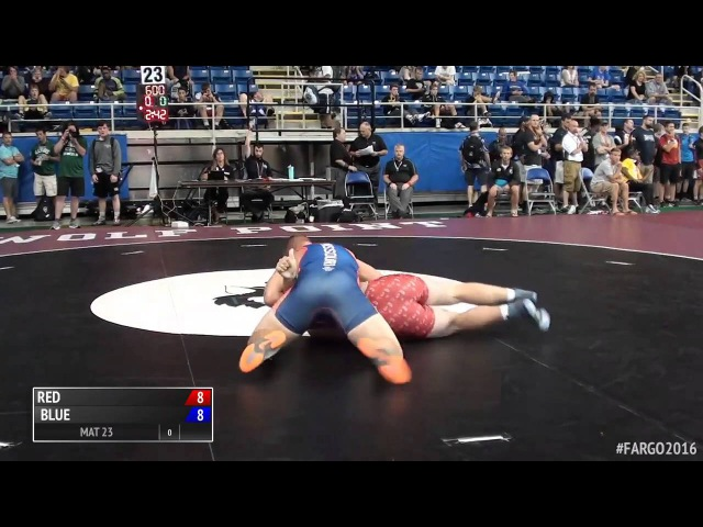Tyler Curd Does John Cena WWE Finisher