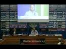 Пресконференция на бившия командир на ВВС генерал майор Румен Радев