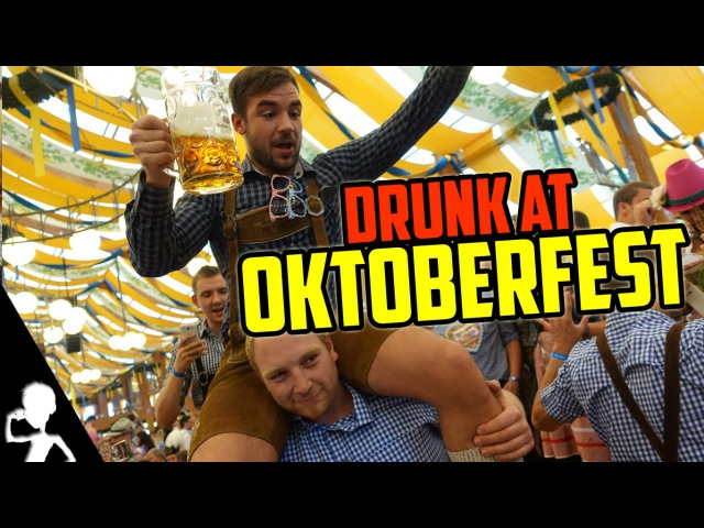 Drunk At The Oktoberfest In Munich (Germany) | The Wiesn Diaries | Episode 2