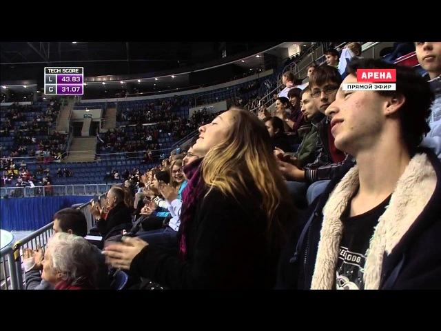 ISU European Championships 2016 SP Deniss VASILJEVS