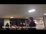 Jair Bolsonaro é xingado na Câmara e faz B.O