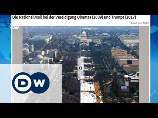 Как ложь из Белого дома стала альтернативными фактами (23.01.2017)