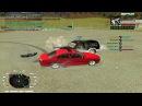 GTA CRMPпо сети - Южный Парк - Погоня за Крузаком