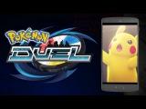 Pokémon Duel Trailer - NEW MOBILE POKEMON GAME