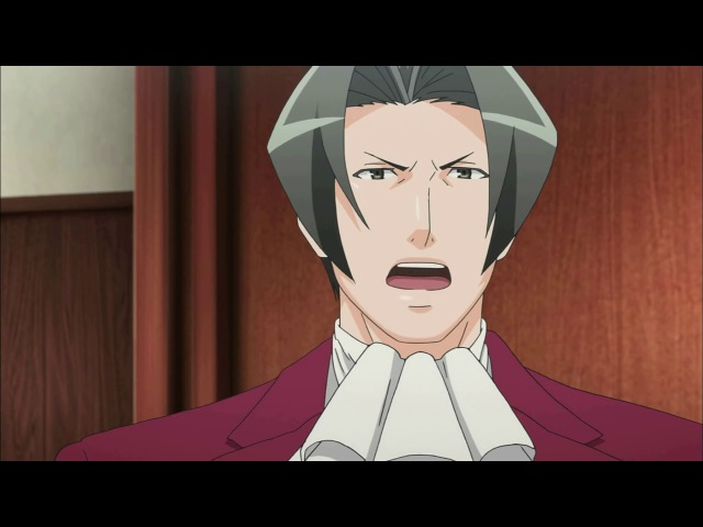 ACE ATTORNEY ANIME ON CRACK RUS от NZNBRG