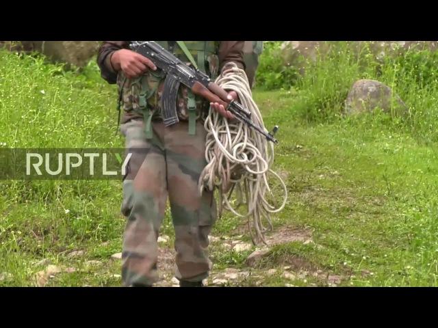Индия: Семь погибших в Кашмире, аварии на канатной дороге.