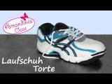 Happy Birthday lieber Onkel!  Laufschuh Torte  shoe cake 3D