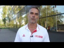 National basketball team of Iran camp in Lithuania (SHORT)