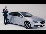 New Opel Insignia Grand Sport Design Presentation