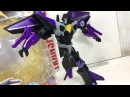 Transformers RID Warrior Deluxe Skywarp Chefatron Toy Review