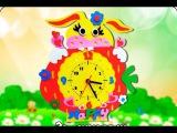 Часы-мозаика от Группы Бизиборды. Развивающие доски