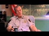Большой Лебовский The Big Lebowski в участке с Шерифом