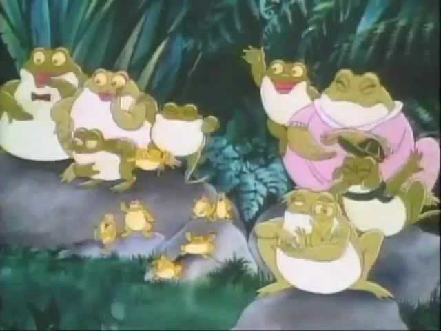 Paul McCartney The Frog Chorus - We All Stand Together