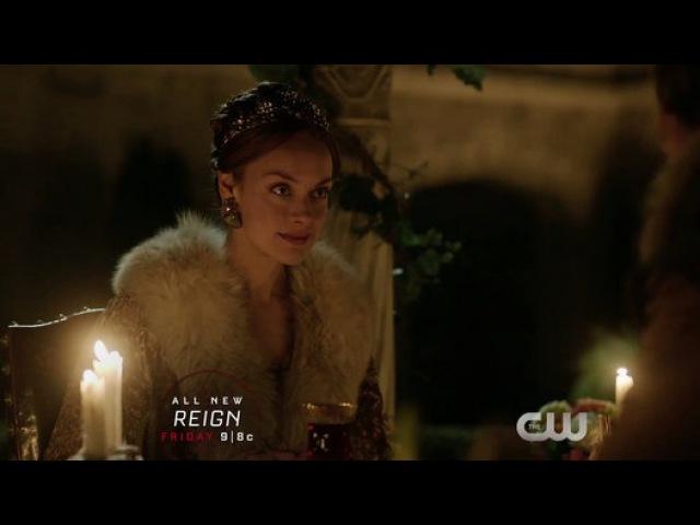 "Царство 4 сезон 13 серия ¦ Reign 4x13 Extended Promo ""Coup de Grace"" (HD) Season 4 Episode 13 Extended Promo - Видео Dai..."
